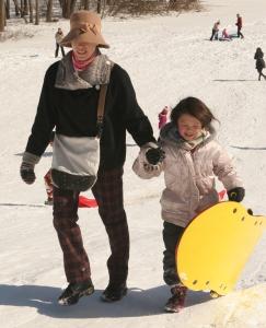 ootd-sledding