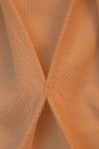 smocking stitch detail
