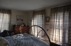 All three curtains