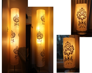 lampshades-collage
