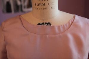 front neckline