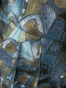 closeup of the fabric
