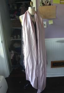 scarf length