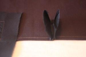 press long edges