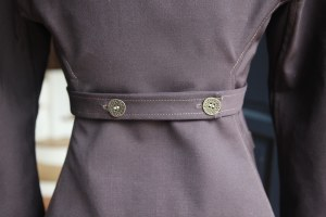 back belt detail