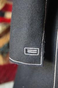 cuff buttonhole