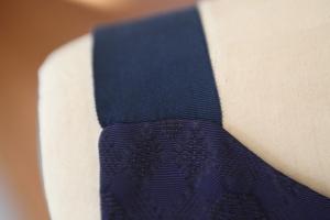 grosgrain straps