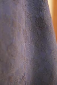 textured fabric.