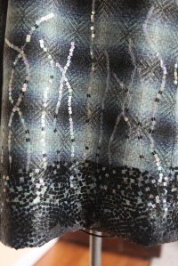 sequin detail